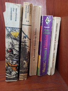 Skup starych książek w Warszawie