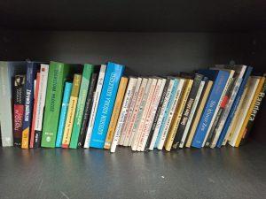 Skup książek w antykwariacie Amicus