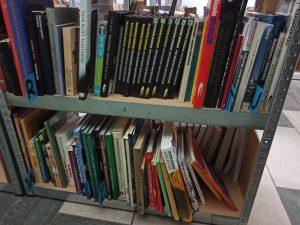 Warszawski skup starych książek