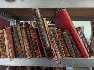 Skup książek - warszawski antykwariat
