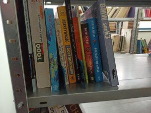 Skup książek w warszawskim antykwariacie